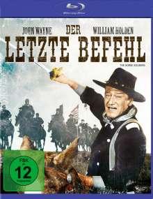 Der letzte Befehl (Blu-ray), Blu-ray Disc