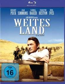 Weites Land (Blu-ray), Blu-ray Disc