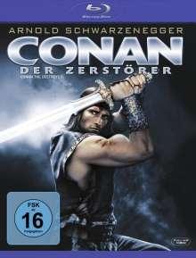 Conan der Zerstörer (Blu-ray), Blu-ray Disc