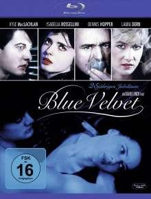 Blue Velvet (Blu-ray), Blu-ray Disc