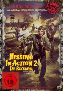Missing In Action 2, DVD