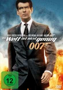 James Bond: Die Welt ist nicht genug, DVD