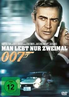 James Bond: Man lebt nur zweimal, DVD