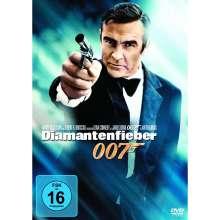 James Bond: Diamantenfieber, DVD
