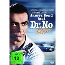 James Bond jagt Dr. No, DVD