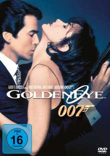 James Bond: Goldeneye, DVD