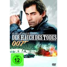 James Bond: Der Hauch des Todes, DVD