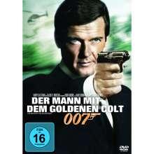 James Bond: Der Mann mit dem goldenen Colt, DVD