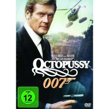 James Bond: Octopussy, DVD