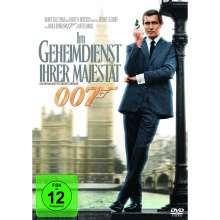 James Bond: Im Geheimdienst ihrer Majestät, DVD