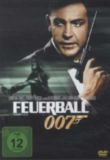 James Bond: Feuerball, DVD