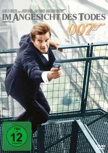 James Bond: Im Angesicht des Todes, DVD
