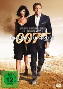 James Bond: Ein Quantum Trost, DVD
