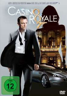 James Bond: Casino Royale, DVD
