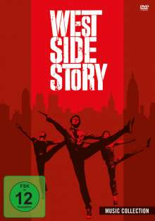 West Side Story, DVD