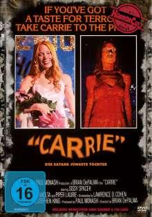 Carrie, DVD