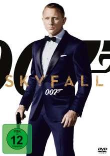 James Bond: Skyfall, DVD