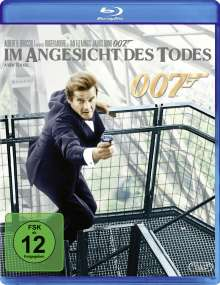 James Bond: Im Angesicht des Todes (Blu-ray), Blu-ray Disc