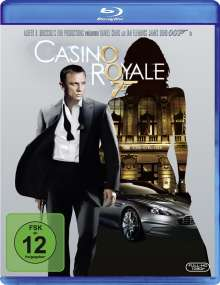 James Bond: Casino Royale (Blu-ray), Blu-ray Disc