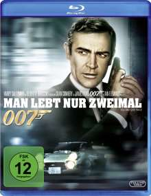 James Bond: Man lebt nur zweimal (Blu-ray), Blu-ray Disc
