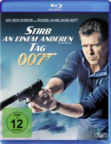 James Bond: Stirb an einem anderen Tag (Blu-ray), Blu-ray Disc