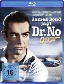 James Bond jagt Dr. No (Blu-ray), Blu-ray Disc