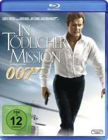 James Bond: In tödlicher Mission (Blu-ray), Blu-ray Disc