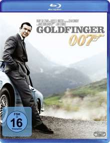 James Bond: Goldfinger (Blu-ray), Blu-ray Disc
