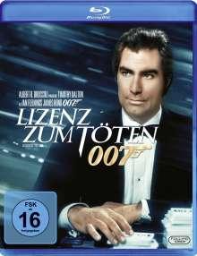 James Bond: Lizenz zum Töten (Blu-ray), Blu-ray Disc