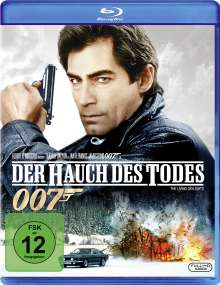 James Bond: Der Hauch des Todes (Blu-ray), Blu-ray Disc