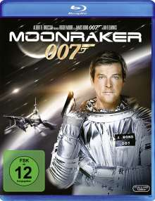 James Bond: Moonraker (Blu-ray), Blu-ray Disc