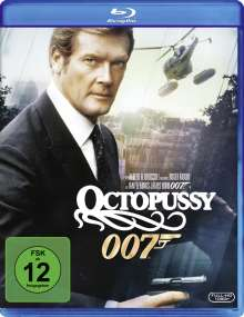 James Bond: Octopussy (Blu-ray), Blu-ray Disc