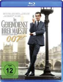 James Bond: Im Geheimdienst ihrer Majestät (Blu-ray), Blu-ray Disc