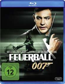 James Bond: Feuerball (Blu-ray), Blu-ray Disc
