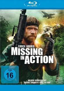 Missing in Action (Blu-ray), Blu-ray Disc