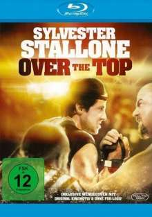 Over The Top (Blu-ray), Blu-ray Disc