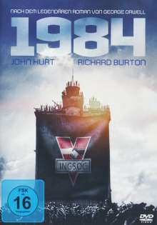1984, DVD