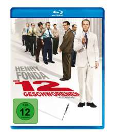 Die zwölf Geschworenen (1957) (Blu-ray), Blu-ray Disc