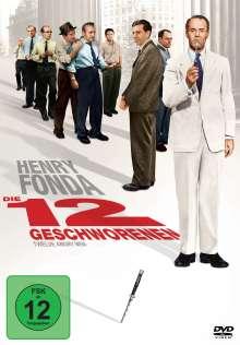 Die zwölf Geschworenen (1957), DVD