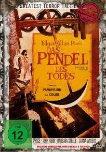 Das Pendel des Todes, DVD