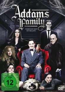 Addams Family, DVD