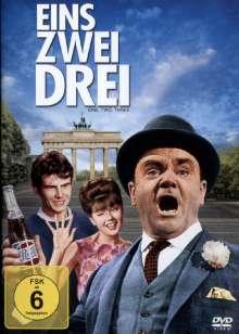 Eins, zwei, drei, DVD