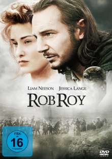 Rob Roy, DVD