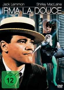 Irma La Douce, DVD