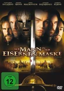 Der Mann in der eisernen Maske (1998), DVD