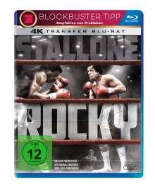 Rocky (Blu-ray Mastered in 4K), Blu-ray Disc