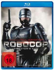 Robocop (Director's Cut) (4k Transfer) (Blu-ray), Blu-ray Disc