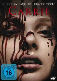 Carrie (2013), DVD