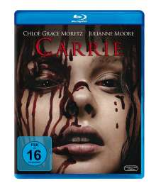 Carrie (2013) (Blu-ray), Blu-ray Disc