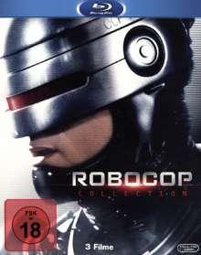 Robocop 1-3 (Blu-ray), 3 Blu-ray Discs
